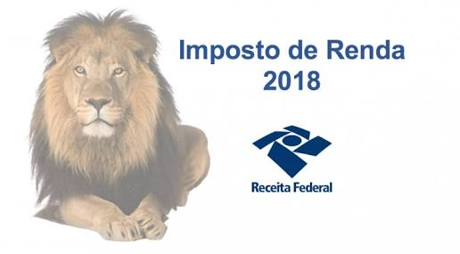 PRAZO DE ENTREGA DO IMPOSTO DE RENDA TERMINA NESTA SEGUNDA-FEIRA  (30/04)