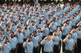ESTADO CONVOCA MAIS DE MIL ALUNOS QUE PASSARAM NA PROVA DA POLÍCIA