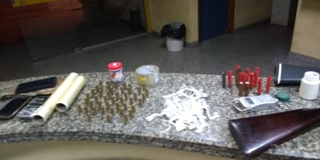 POLÍCIA CIVIL FAZ OPERAÇÃO EM PÁDUA E ITAOCARA PARA CUMPRIR MANDADOS DE PRISÃO