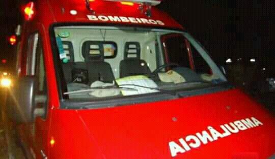 Atualização- Bombeiros encontram corpo de homem que se jogou da ponte de Campelo em Pádua