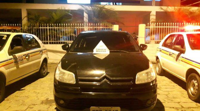 POLICIA DE PIRAPETINGA PRENDE QUADRLHA SUSPEITA DE ASSSALTAR ONIBUS DE TURISMO