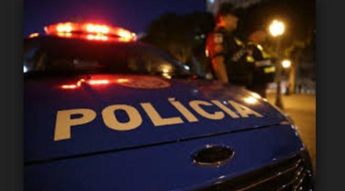 POLÍCIA APREENDE ARMA E DROGAS EM MIRACEMA