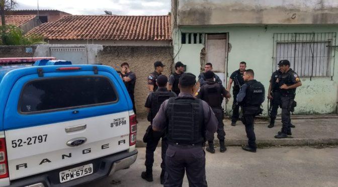POLICIA FECHA CENTRAL DE MONITORAMENTO DO TRAFICO EM CAMPOS