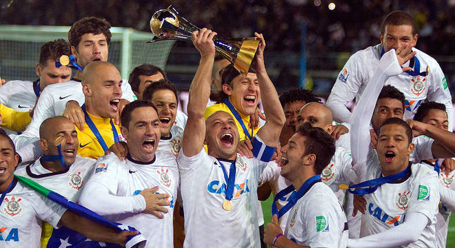 Exclusivo. Taça do Mundial do Corinthians volta a ser penhorada