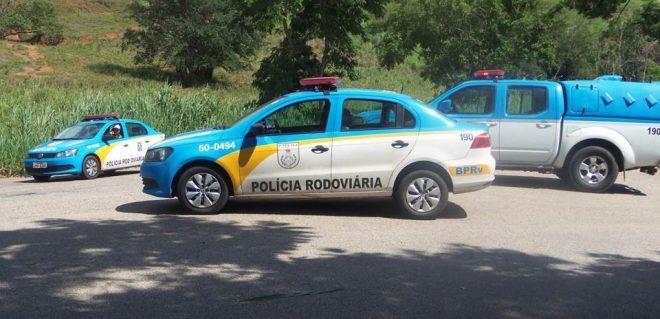 BPRv Reforça Segurança nas Rodovias