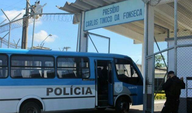 POLICIA RECUPERA TODOS OS FUGITIVOS DO PRESIDIO DE CAMPOS