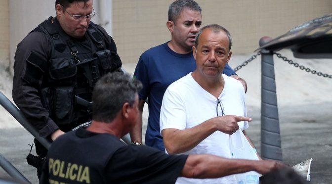 Ex-Governador Sergio Cabral cita Brizola, Garotinho e Rosinha como cientes do esquema