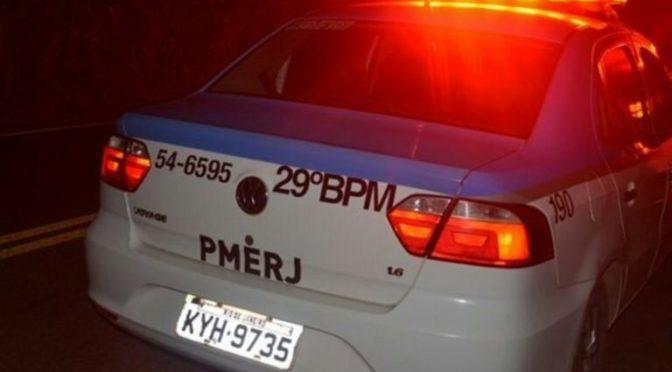 POLICIA APREENDE COCAÍNA EM ITAPERUNA