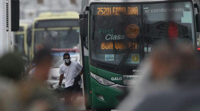GOVERNO IRÁ AUXILIAR O SEPULTAMENTO DO JOVEM QUE SEQUESTROU ONIBUS NA PONTE RIO-NITERÓI