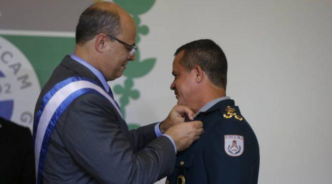 Witzel cria a patente de general para Polícia Militar e bombeiros