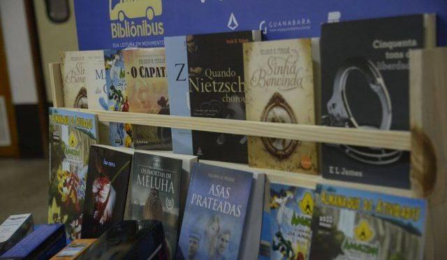INCENTIVO A LEITURA: Rodoviárias do país terão bibliotecas com empréstimo grátis de livros