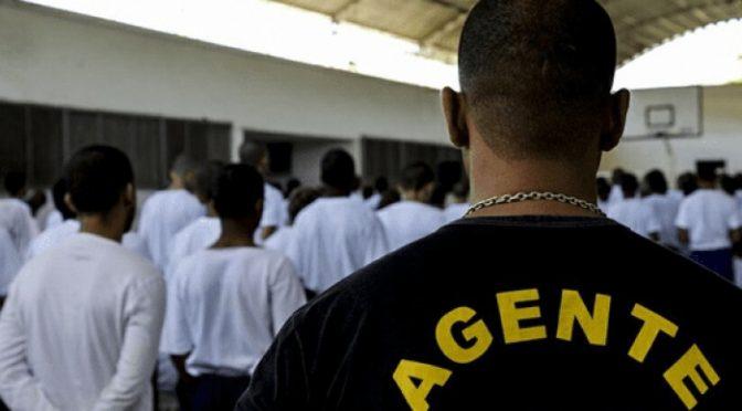 Agentes do Degase decidem no dia 31 se vão entrar em greve
