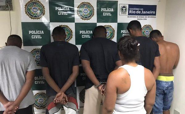 POLICIA CIVIL FAZ OPERAÇÃO EM ITAOCARA