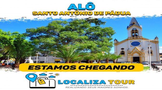 Chegou em Pádua a Localiza Tour, uma agência de viagens que vai te ajudar a realizar seus sonhos. Saiba mais!