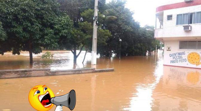 Atualização RIO POMBA – Pádua