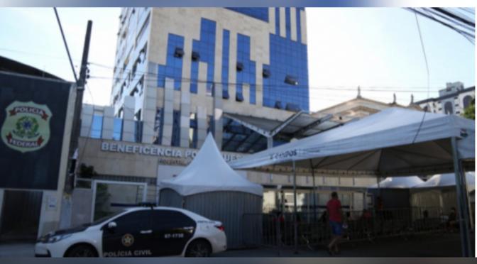Homem morre após se jogar do 5°andar do Centro de Combate ao Coronavírus em Campos
