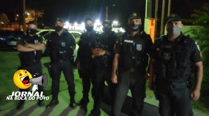 Polícia Militar prende oito pessoas em São Francisco de Itabapoana