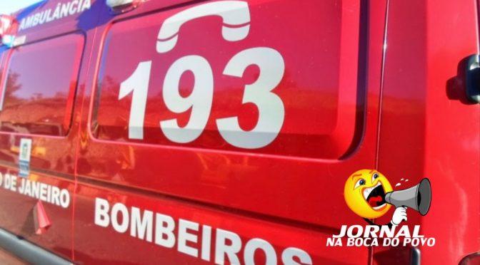 Acidente na  RJ-186 em Santo Antônio de Pádua deixa dois mortos