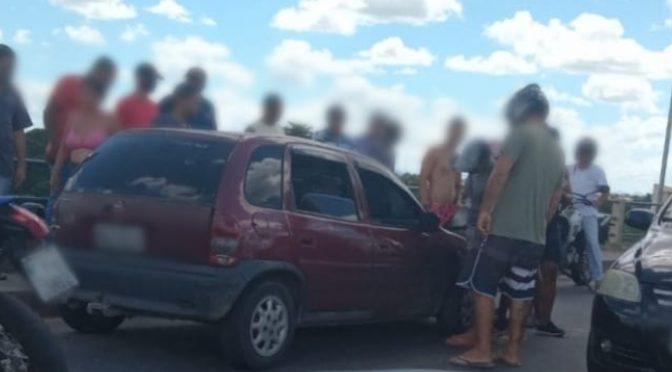 Homem é morto a tiros na ponte da Lapa em Campos