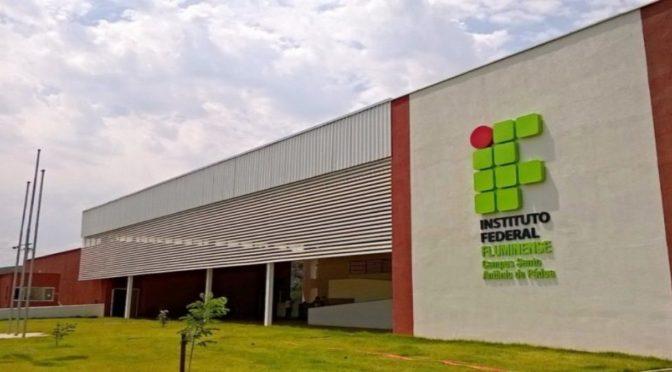 IFF tem processo seletivo para 146 vagas remanescentes em Pádua, Itaperuna, Cambuci e Cordeiro