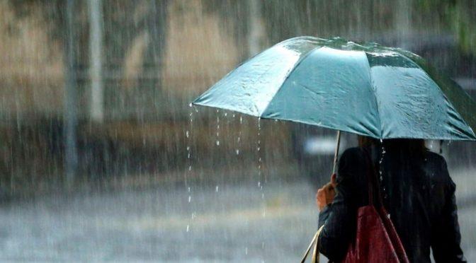 Frente fria se aproxima com previsões de chuva no Estado do Rio de Janeiro